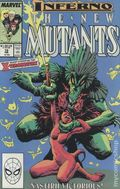 New Mutants (1983 1st Series) 72