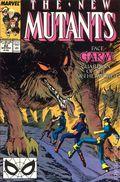 New Mutants (1983 1st Series) 82
