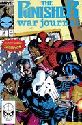 Punisher War Journal (1988 1st Series) 14