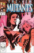New Mutants (1983 1st Series) 62