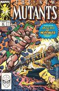 New Mutants (1983 1st Series) 81