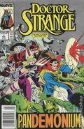 Doctor Strange (1988 3rd Series) 3
