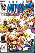 New Mutants (1983 1st Series) 77