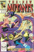 New Mutants (1983 1st Series) 76