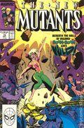 New Mutants (1983 1st Series) 79