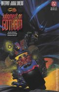 Batman Judge Dredd Judgment on Gotham (1991) 1A
