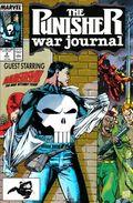 Punisher War Journal (1988 1st Series) 2