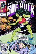 Sensational She-Hulk (1989) 41