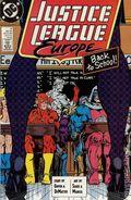 Justice League Europe (1989) 6