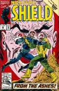 Nick Fury Agent of SHIELD (1989 3rd Series) 42