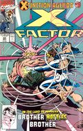 X-Factor (1986 1st Series) 60