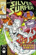 Silver Surfer (1987 2nd Series) 57