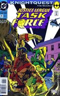 Justice League Task Force (1994) 6