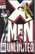 X-Men Unlimited (1993 1st Series) 4