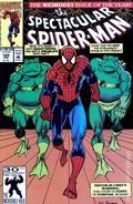 Spectacular Spider-Man (1976 1st Series) 185