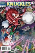 Knuckles the Echidna (1997) 4