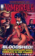 Vengeance of Vampirella Bloodshed TPB (1995 Harris) 1-1ST