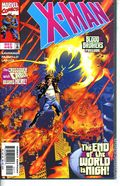 X-Man (1995) 45
