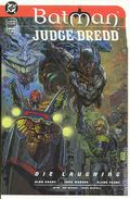 Batman Judge Dredd Die Laughing (1998) 1