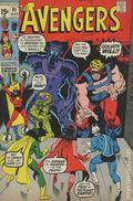 Avengers (1963 1st Series) 91