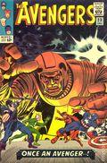 Avengers (1963 1st Series) 23