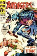 Avengers (1963 1st Series) 50