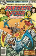 Fantastic Four (1961 1st Series) 202