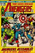 Avengers (1963 1st Series) 100