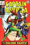 Captain America (1968 1st Series) 118