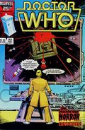 Doctor Who (1984 Marvel) 22