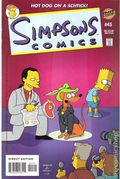 Simpsons Comics (1993-2018 Bongo) 45