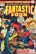 Fantastic Four (1961 1st Series) 132