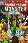 Frankenstein (1973 Marvel) 12