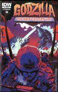 Godzilla Half Century War (2012 IDW) 2RI