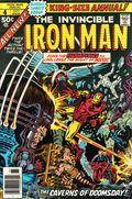 Iron Man (1968 1st Series) Annual 4
