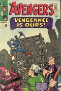 Avengers (1963 1st Series) 20