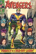 Avengers (1963 1st Series) 30