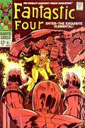 Fantastic Four (1961 1st Series) 81