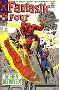 Fantastic Four (1961 1st Series) 69