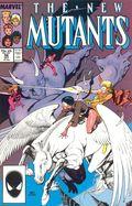 New Mutants (1983 1st Series) 56