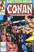 Conan the Barbarian (1970 Marvel) Annual 12