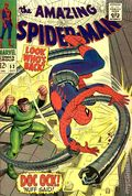 Amazing Spider-Man (1963 1st Series) 53