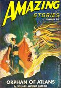 Amazing Stories (1926-Present Experimenter) Pulp Vol. 21 #2