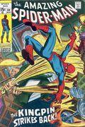 Amazing Spider-Man (1963 1st Series) 84