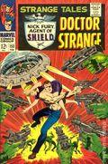 Strange Tales (1951-1976 1st Series) 153