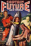 Captain Future (1940-1944 Better Publications) Pulp Vol. 3 #2