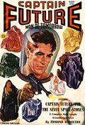 Captain Future (1940-1944 Better Publications) Pulp Vol. 2 #2
