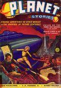 Planet Stories (1939-1955 Fiction House) Pulp Vol. 1 #3
