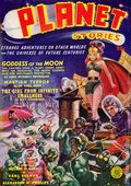 Planet Stories (1939-1955 Fiction House) Pulp Vol. 1 #2