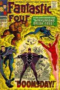 Fantastic Four (1961 1st Series) 59